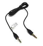 Sony Ericsson Car Audio Auxiliary Cable 3.5mm Jack - 3 ft long