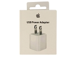 Original Apple 5W USB Power Adaptor for iPhone 5,6,7,8, X, iPad Mini 2,3,4, - MD810LL/A