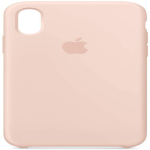 Original Apple iPhone X/XS Silicone Case - Pink Sand