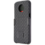 Verizon Hardshell Case and Holster Combo for Motorola Moto Z3 - Black