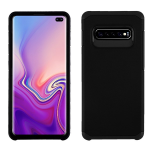 ASMYNA Black/Black Astronoot Protector Cover  for Galaxy S10 plus