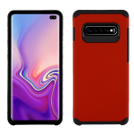 ASMYNA Red/Black Astronoot Protector Cover  for Galaxy S10 plus