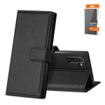 Reiko SAMSUNG GALAXY NOTE 10 3-In-1 Wallet Case In BLACK