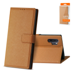 Reiko SAMSUNG GALAXY NOTE 10 PLUS 3-In-1 Wallet Case In BROWN