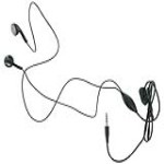 5 Pack -OEM PCD Universal 3.5mm Headset with In-Line Mic (Black) EM2080B