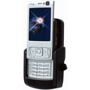 New BURY System 9 activeCradle Car Kit for Nokia N95