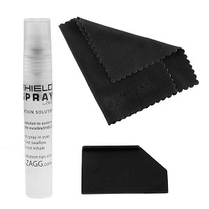 Zagg Shield Application Spray Solution for All Zagg Screen Protectors