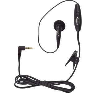 Earbud Headset for iPhone 3G 3GS Blackberry Curve Storm