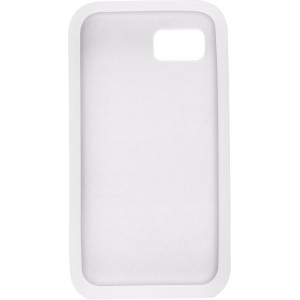 Clear Silicone Wrap Case for Samsung A867 Eternity