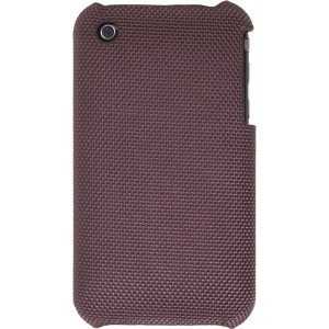 Chocolate Back Snap-On Case for iPhone 3G 3GS