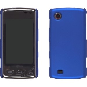 New Blue Color Click Case for LG VX8575 Chocolate Touch