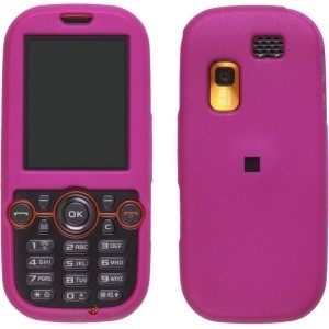 New Pink Soft Snap-On Case for Samsung T469 Gravity 2