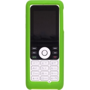 New Lime Green Silicone Gel Case for Kyocera Melo S1300