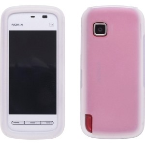New Clear Silicone Gel Skin Case for Nokia 5230