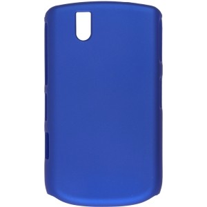 Blue Color Click Case 4 BlackBerry 9630 Tour 9650 Bold