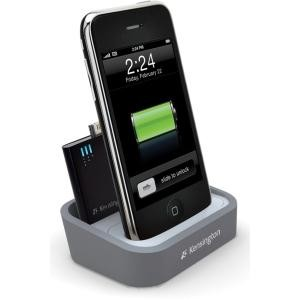 Kensington Charging Dock & Battery Pack for iPhone iPod