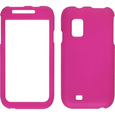 Wireless Solutions Soft Touch Snap-On Case for Samsung SCH-I500 Fascinate, SCH-I500 Mesmorize - Hot Pink