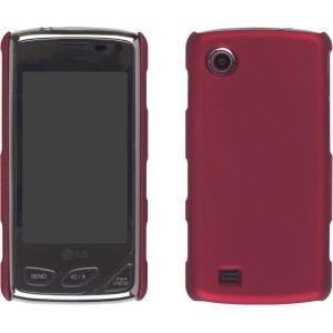 New Red Color Click Case for LG VX8575 Chocolate Touch