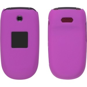 New Hot Pink Soft Snap-On Case for Samsung R330 Stride