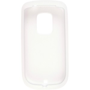 Wireless Solutions Silicone Gel Case for HTC Hero PCD ADR6250 - Clear