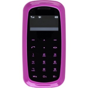 Wireless Solutions Snap-On Case for Pantech P7000 Impact - Fuchsia