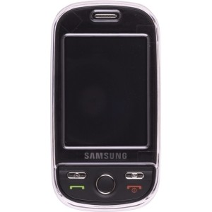 Clear Snap-On Case for Samsung Messager Touch R630
