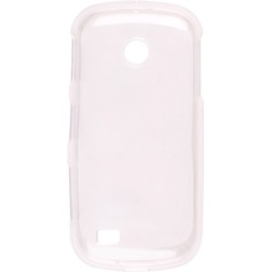 Wireless Solutions TPU Dura-Gel Case for Samsung SGH-A597 Eternity 2 - Clear