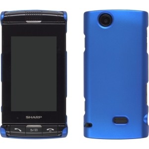 Wireless Solutions Color Click Shell Case for Sharp FX - Electric Blue