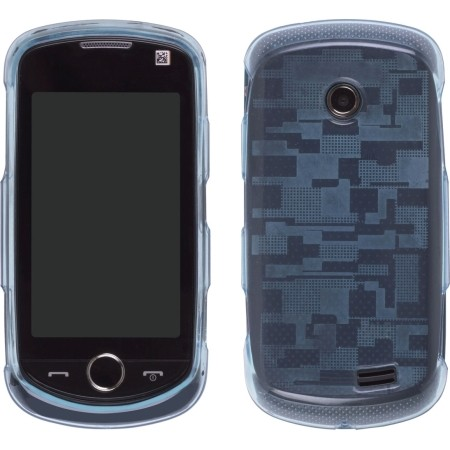 Wireless Solutions Digital Dura-Gel Case for Samsung SGH-A817 Solstice II - Turquoise