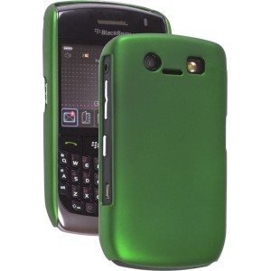 Matte Green Color Click Case for BlackBerry 8900