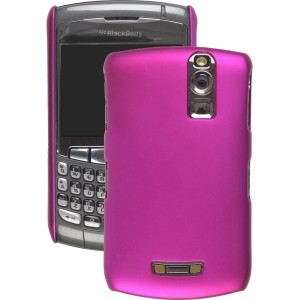 Wireless Solution Click Case for BlackBerry Curve 8300 8310- Fuchsia