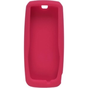 Wireless Solution Gel Wrap Silicone Case for Kyocera S1000, Red