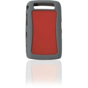 Ventev 2 Tone Red Silicone Gel for BlackBerry Storm 2