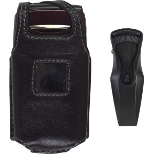 Wireless Solutions Belt Clip Fitted Leather Case for PCD WP8990