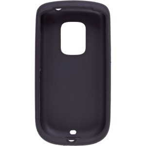 Silicone Gel Case for HTC Hero PCD ADR6250 - Black