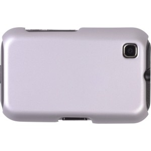 Wireless Solutions Color Click Shell Case for Nokia 6790 - Silver