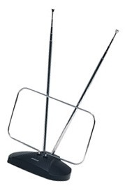 RCA Basic Indoor TV Antenna - HDTV Compatible