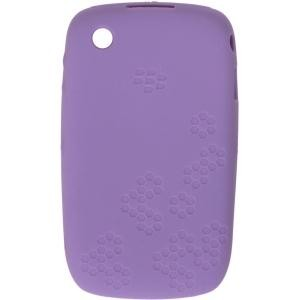 BlackBerry 8520, 8530, 9300, 9330 Embossed Skin Case - Lavender