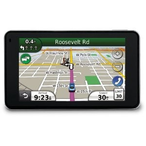 Garmin Nuvi 3760T 4.3-Inch Portable GPS Navigator with Lifetime Traffic