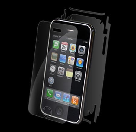 ZAGG InvisibleSHIELD Screen Protector for the Apple iPhone 3G/3GS (Full Body)