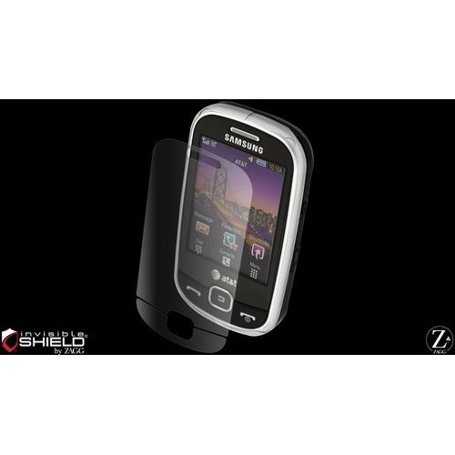 ZAGG invisibleSHIELD Screen Protector for Samsung Flight SGH-A797 (Screen)