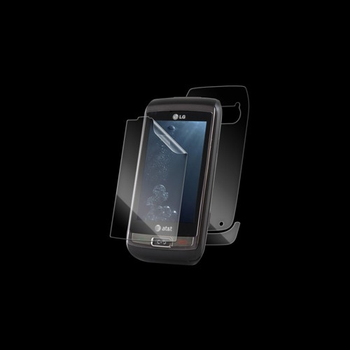 ZAGG invisibleSHIELD Screen Protector for LG VU Plus ( Full Body )