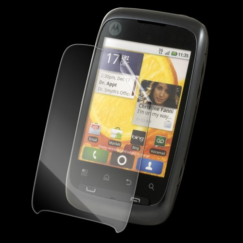 ZAGG invisibleSHIELD Screen Protector for Motorola Citrus WX445 (screen)