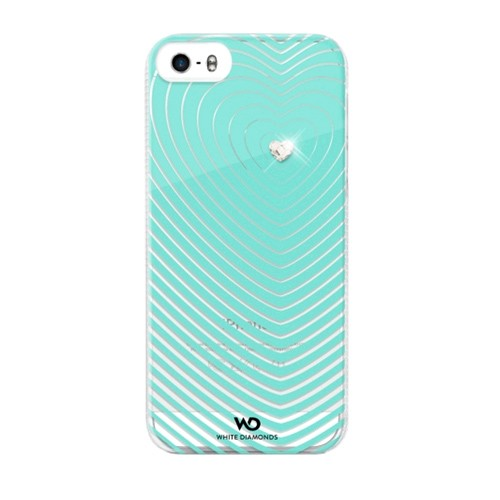 Heartbeat Case for Apple iPhone 5S/5 (Green)