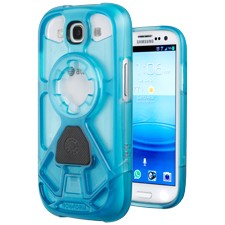 RokForm - V3 Series Case w/ Magnet for Samsung Galaxy S III - Skye Blue