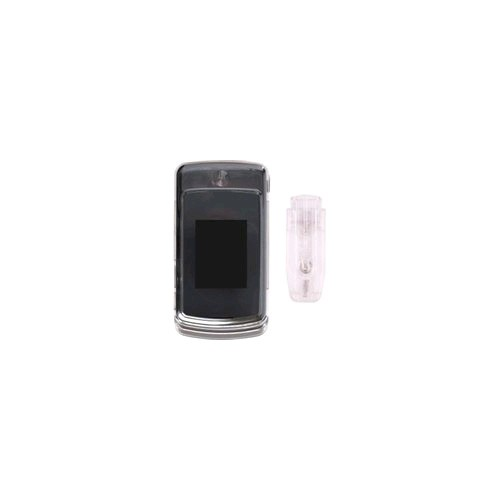 Wireless Solutions Snap-On Case for Motorola i9 Stature - Clear