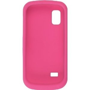 Silicone Gel case for Samsung Solstice SGH-A887 - Watermelon