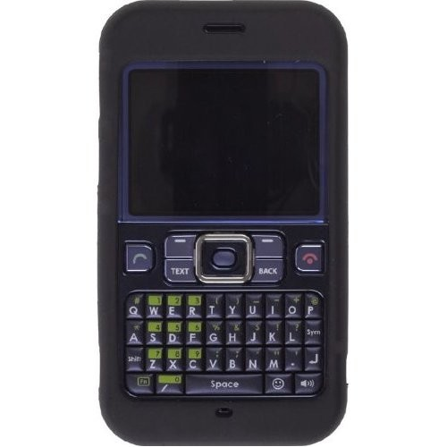 Wireless Solutions Gel Case for Sanyo SCP-2700 - Black