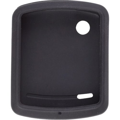 Wireless Solutions Silicone Gel Case for Motorola Hint QA30 - Black