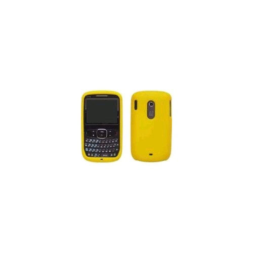 Wireless Solutions Gel Case for HTC S511 Snap (Yellow)